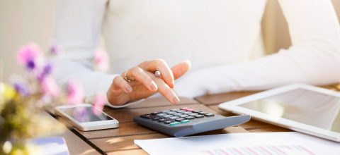 Calculating your debt-to-income ratio