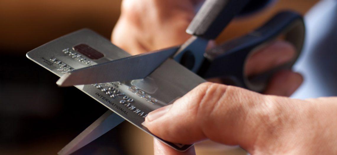cancel a credit card