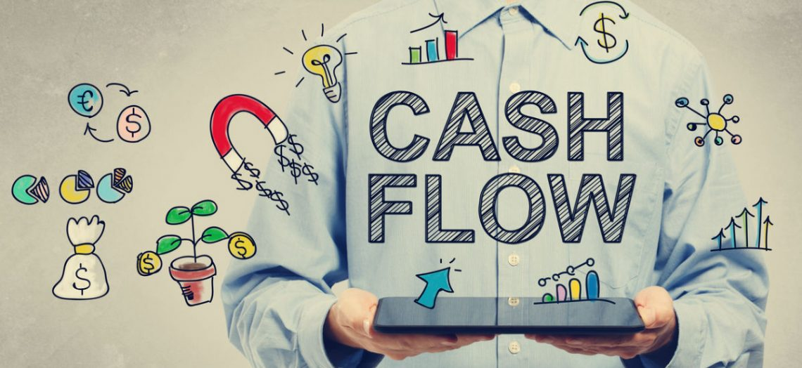 Cash flow financing