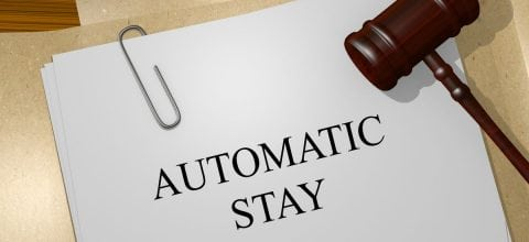 What Is Automatic Stay in Bankruptcy?