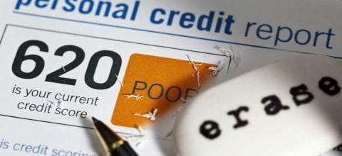 Can I Remove a Bankruptcy Filing From My Credit Report?