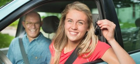 The Parent's Guide to Buying a Car for a Teen Driver