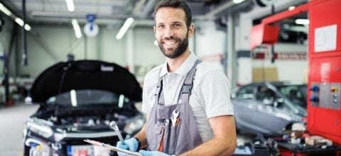 Finding the Right Mechanic (When Your Car's Warranty Runs Out)