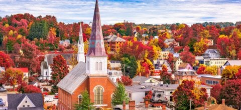 2019 FHA Loan Limits in Vermont