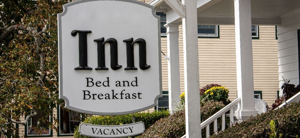 how to start a bed and breakfast