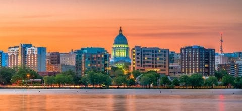 Best Cities for Homeownership in Wisconsin