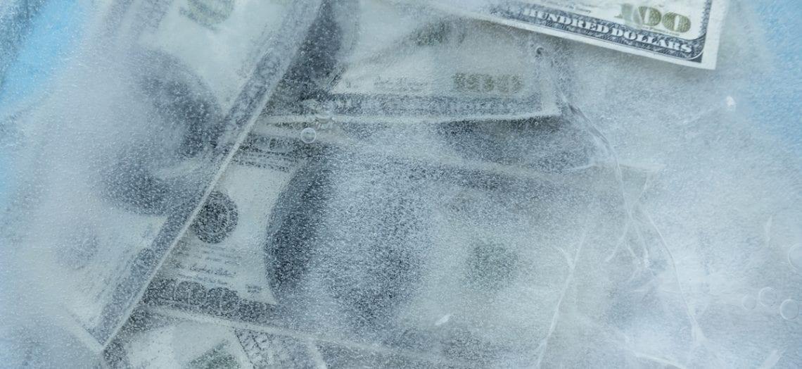 credit freeze dollars