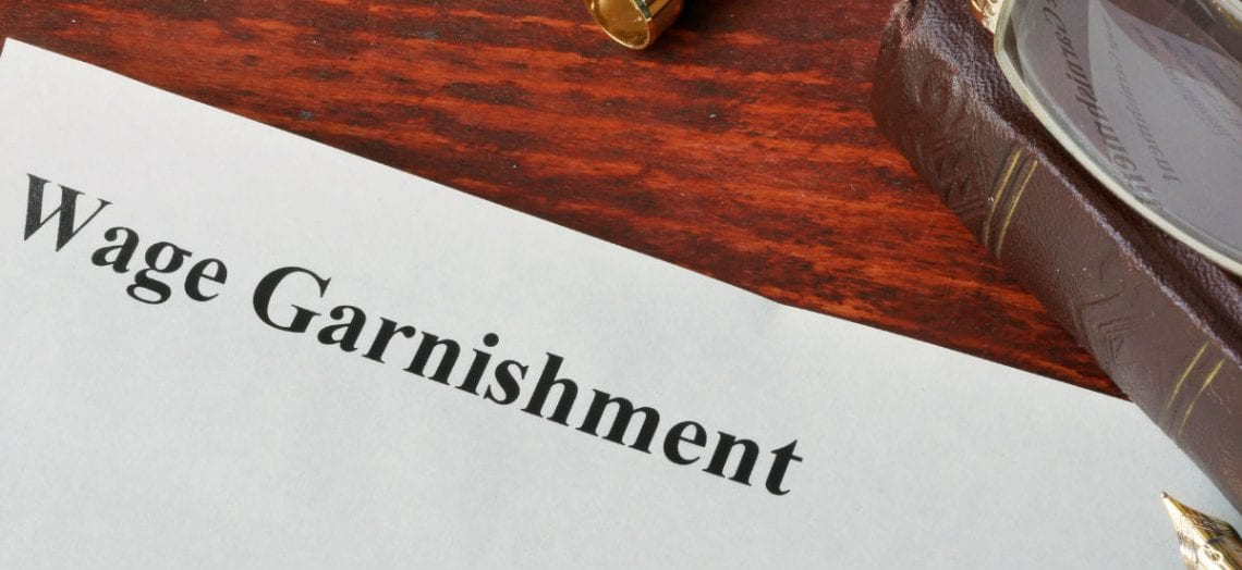 Can Bankruptcy Stop Wage Garnishment
