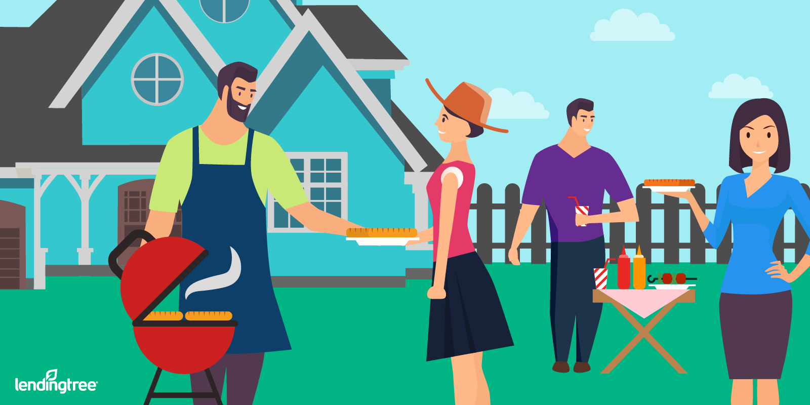 86% of Homeowners Are Friends With Their Neighbors