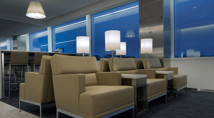 United Club Interior