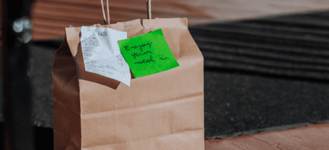 7 perks to using food delivery services this holiday season